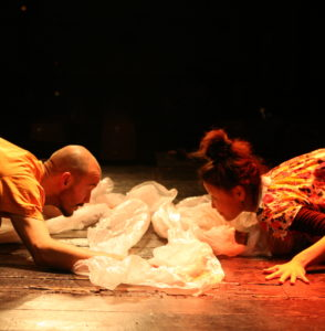 IMPROVISADORS: Workshop + Espectacle