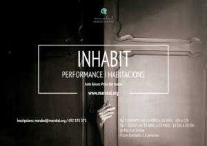 INHABIT. PERFORMANCE I HABITACIONS